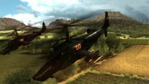 Wargame : AirLand Battle : Trailer de lancement
