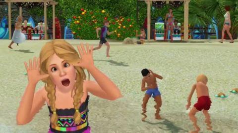 Les Sims 3 : Ile de Rêve : Trailer de lancement