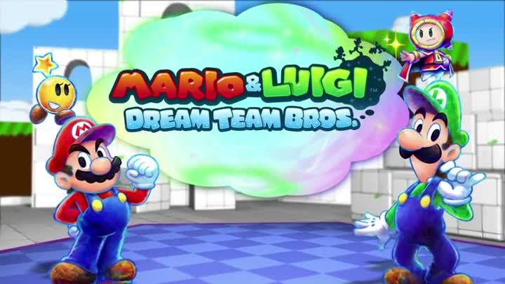 mario & luigi dream team guide