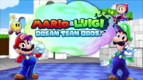 Mario & Luigi : Dream Team Bros. : Entre rêve et réalité 2