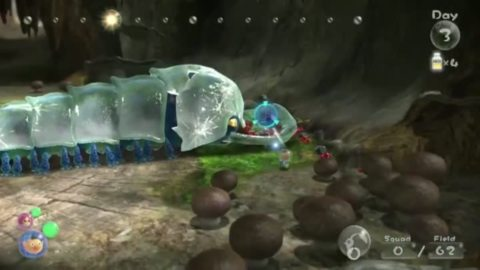 Pikmin 3 : Les bases du gameplay