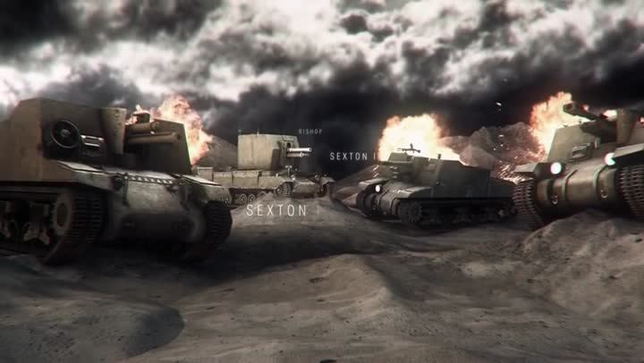 bande annonce world of tanks aper u de la mise jour 8 7. Black Bedroom Furniture Sets. Home Design Ideas
