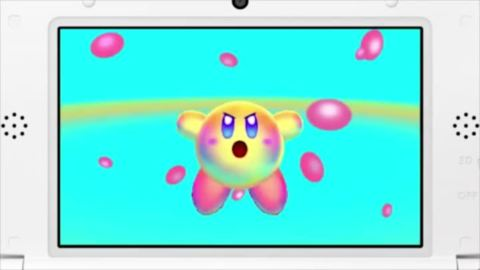 Kirby : Triple Deluxe : Trailer d'annonce