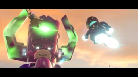 LEGO Marvel Super Heroes : Trailer de lancement