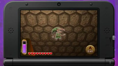 The Legend of Zelda : A Link Between Worlds : Choisis ton propre chemin