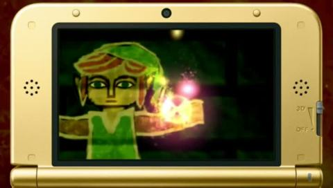 The Legend of Zelda : A Link Between Worlds : Trailer de sortie
