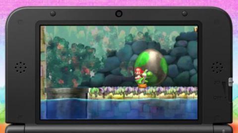 Yoshi's New Island : Trailer de février