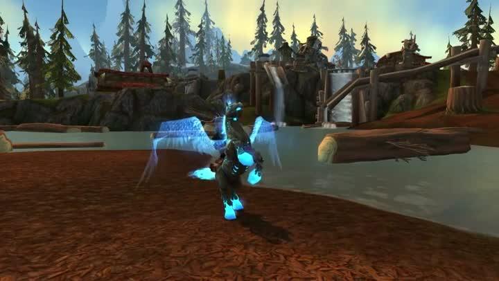Bande annonce world of warcraft mists of pandaria obtenez votre deckstrier - World of warcraft sur console ...