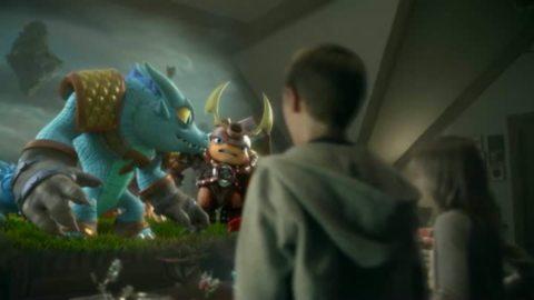 Skylanders Trap Team : Trailer d'annonce : Kaos est de retour !