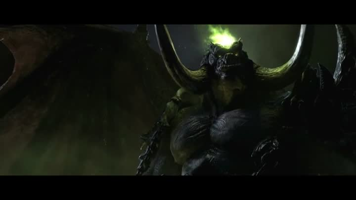 Bande annonce world of warcraft warlords of draenor gamescom cin matique d 39 introduction - World of warcraft sur console ...