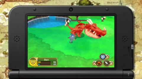 Fantasy Life : Gameplay multijoueur