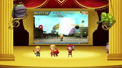 Theatrhythm Final Fantasy : Curtain Call : Final Fantasy XI & XIV