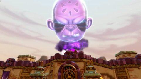 Skylanders Trap Team : Kaos Doom Challenge