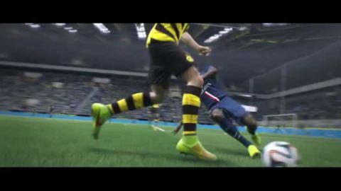 FIFA 15 : Publicité de haute volée !