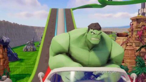 Disney Infinity 2.0 : Présentation de la Toy Box