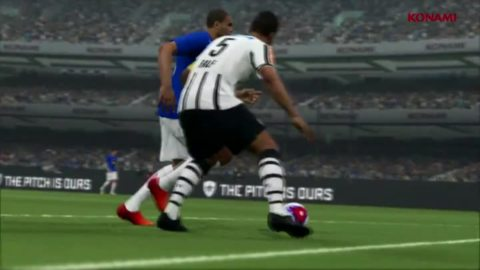 Pro Evolution Soccer 2015 : Le Brésil entre en piste