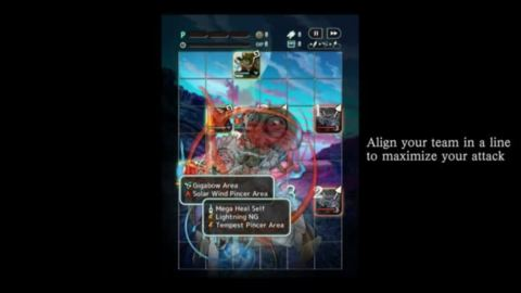 Terra Battle : Les explications du système 2ème partie