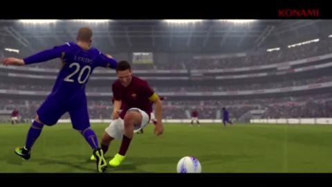 Pro Evolution Soccer 2015 : Nouveau trailer