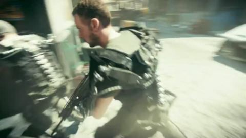 Call of Duty : Advanced Warfare : Du gameplay pour la sortie