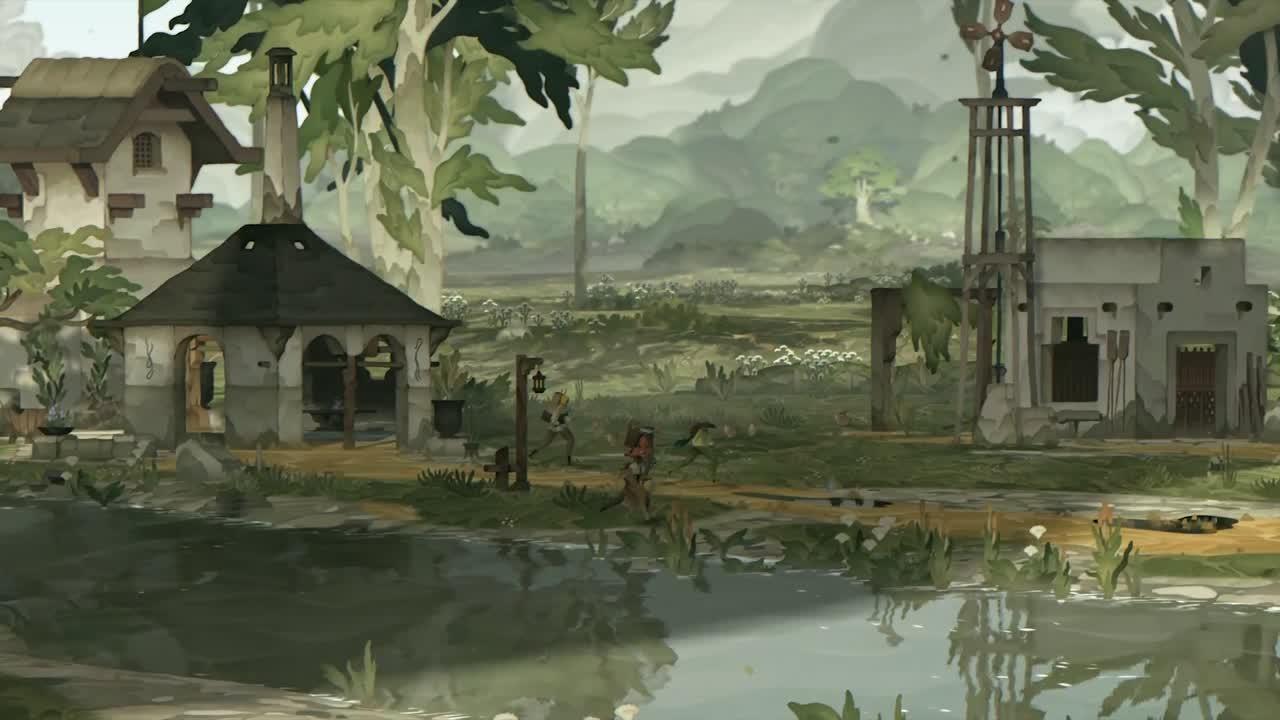 Book of Travels : Un MMORPG bac à sable enchanteur !