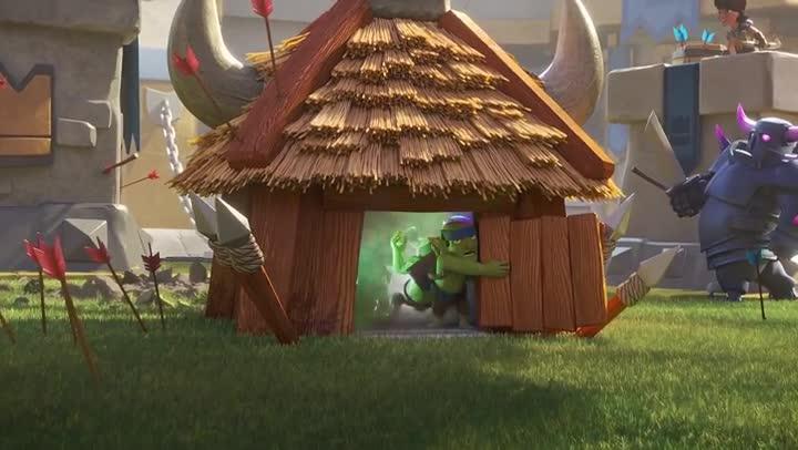 Préférence Bande-annonce Clash Royale - La hutte des gobelins - jeuxvideo.com YB71