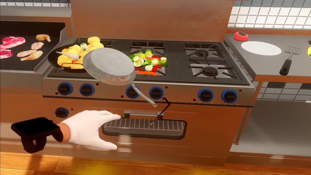 Cooking Simulator VR : les portes de la cuisine s'ouvriront le 29 juillet