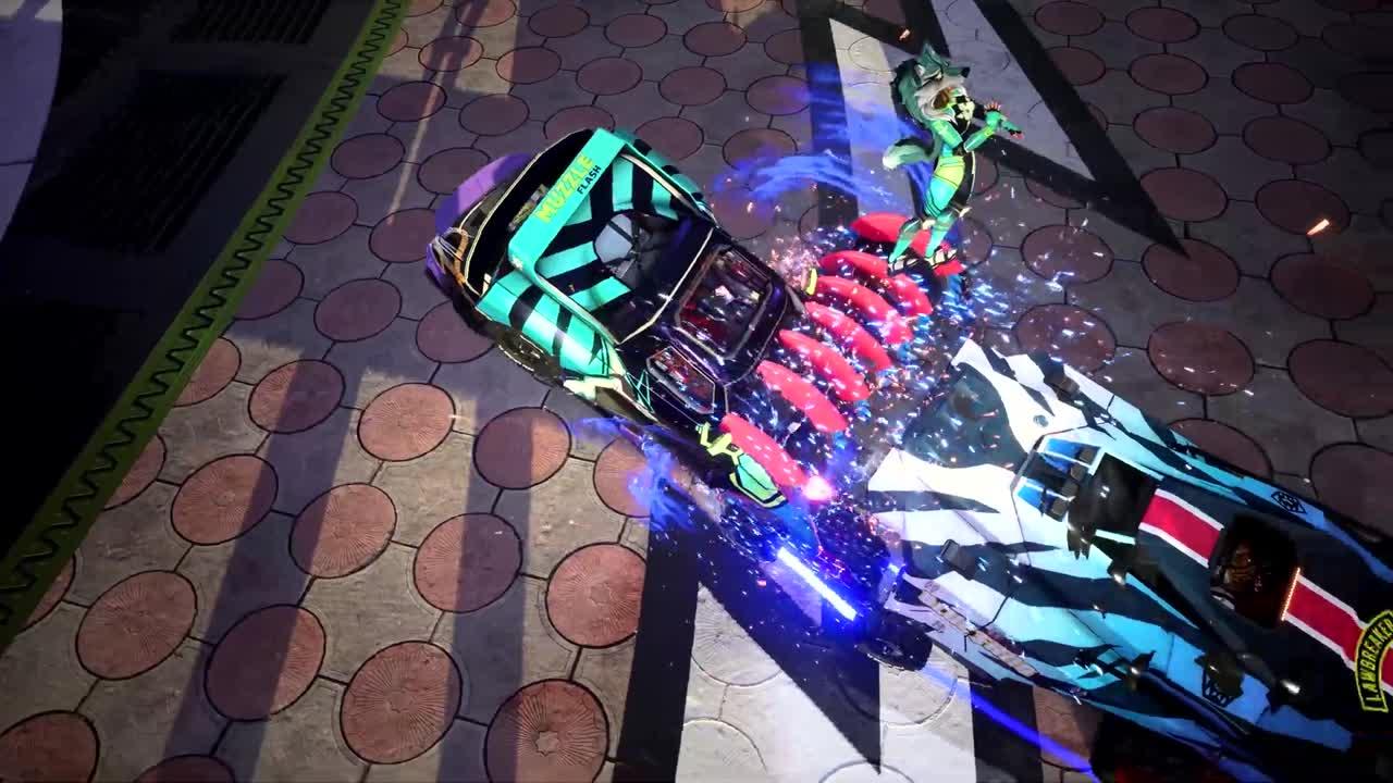 Bande-annonce Destruction AllStars : Une première saison pour l'exclusivité PS5