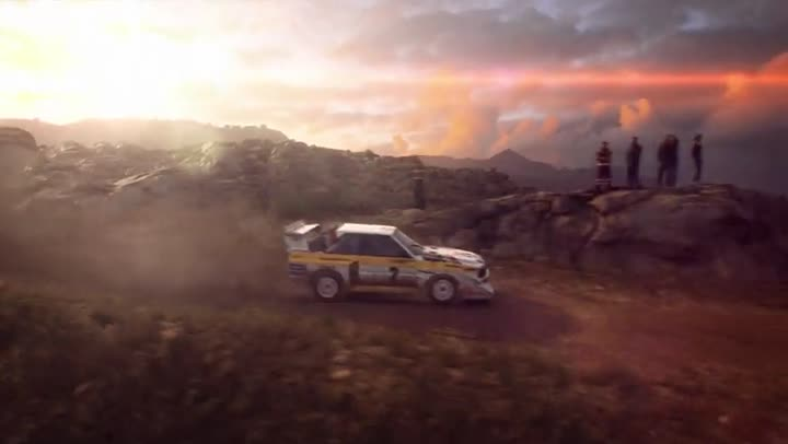 bande annonce dirt rally 2 0 annonc officiellement. Black Bedroom Furniture Sets. Home Design Ideas