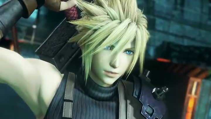 Dissidia Final Fantasy NT - Cloud Strife FF7 Gameplay [PS4