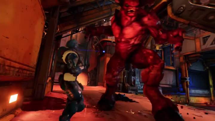 Bande-annonce Doom : Les Démons Passent à L'attaque, Les Capacités Se Présentent Et Les Armes