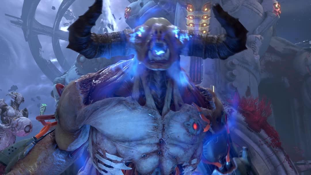 DOOM Eternal tease l'arrivée de l'extension The Ancient Gods, Part One