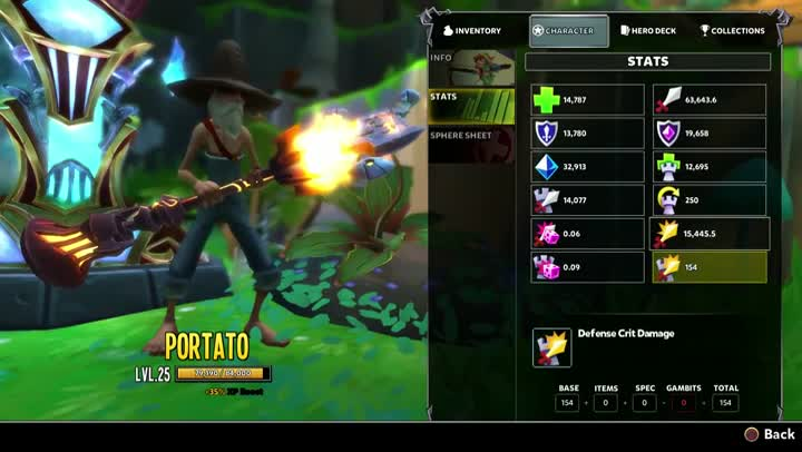 Bande annonce dungeon defenders 2 accueille un patch sur ps4 - Dungeon defenders 2 console ...