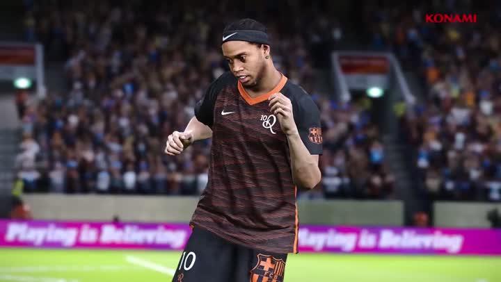 Ronaldinho 2020
