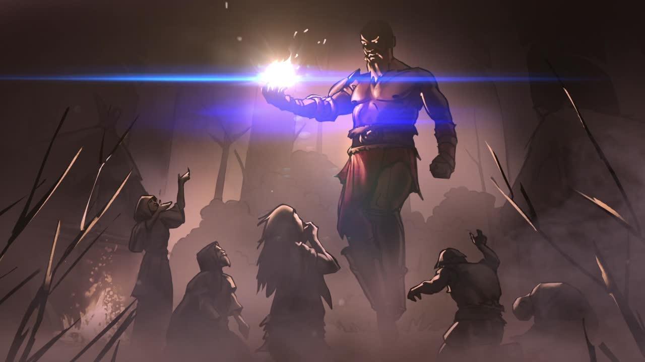 Eldest Souls nous enverra combattre les dieux en juillet - E3 2021
