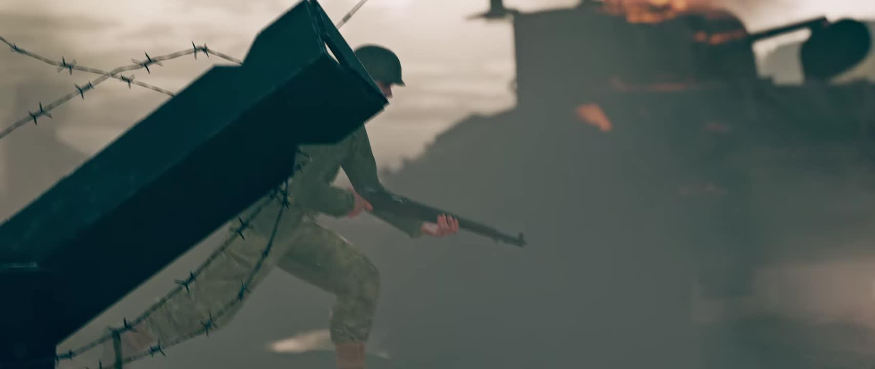 Enlisted se déploie sur PS5 et présente sa campagne Invasion de la Normandie