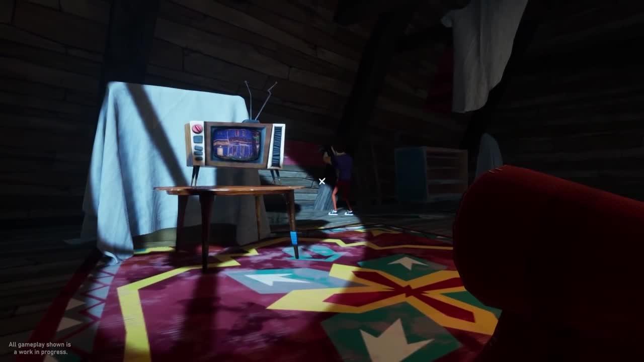 Hello Neighbor 2 : Une session de gameplay des développeurs pour le jeu d'infiltration