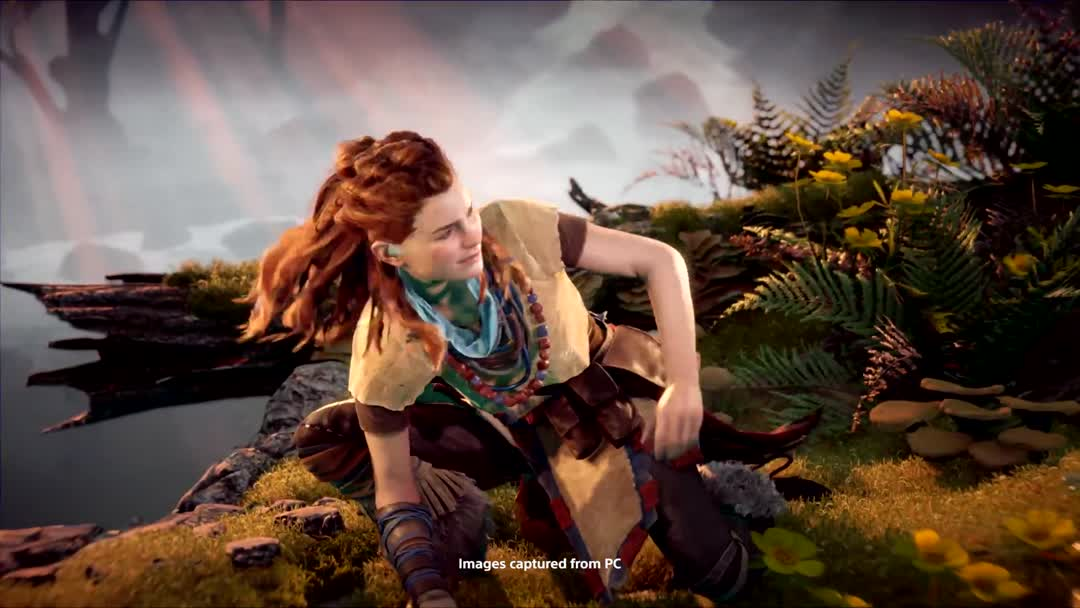 Horizon Zero Dawn : La Complete Edition débarque sur PC