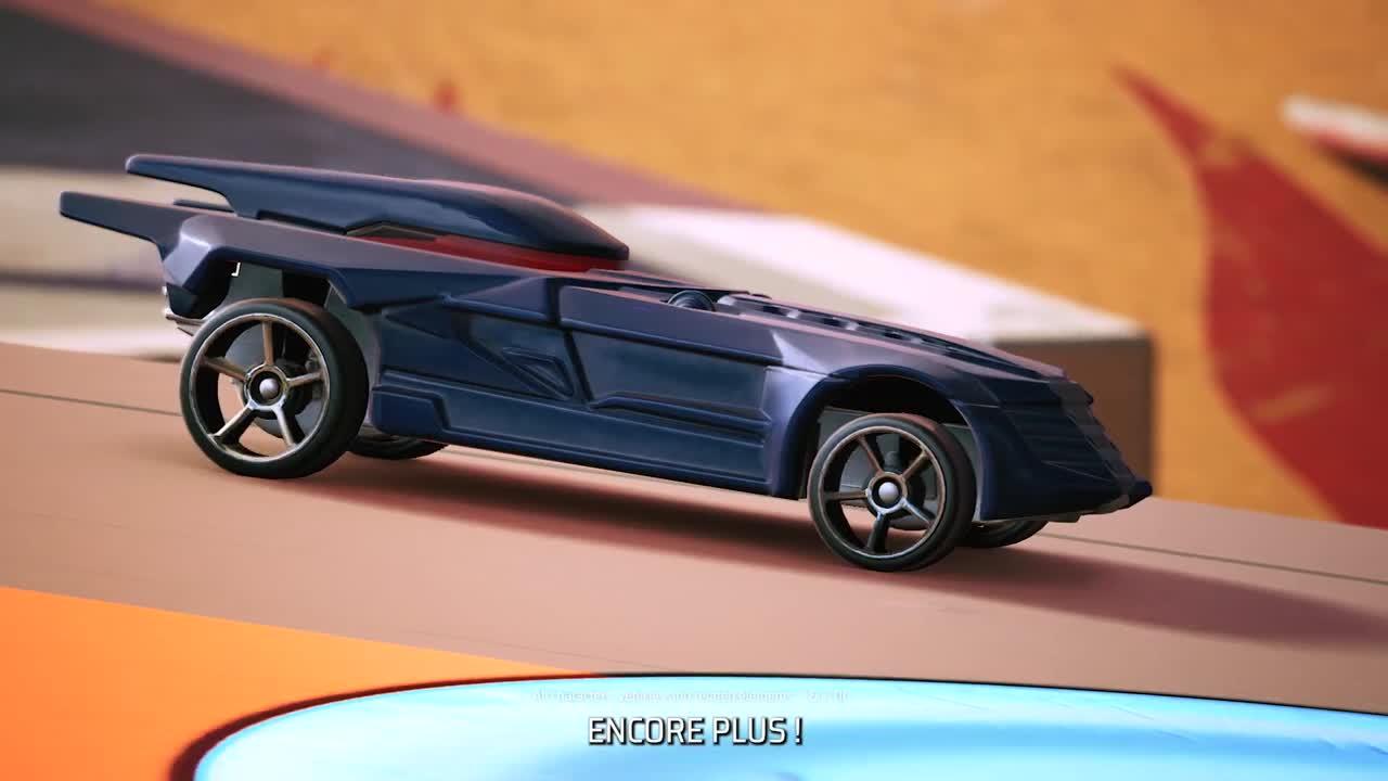 Hot Wheels Unleashed présente ses voitures de course
