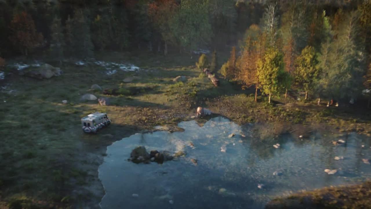 Bande-annonce Jurassic World Evolution 2 : la suite du jeu de gestion se dévoile – E3 2021