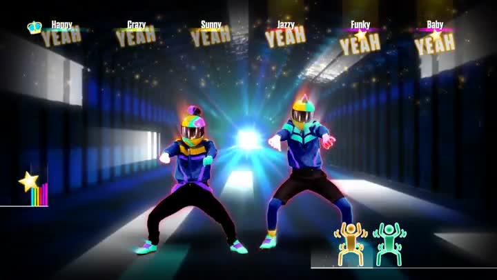 """Bande-annonce Just Dance 2016 Preview """"Animals"""" E3 2015 - jeuxvideo ... Xbox One Red"""