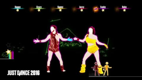 Just Dance 2016 - You Never Can Tell by A. Caveman & The Backseats - Official [US].mp4