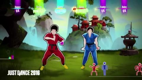 Just Dance 2016 - Kool Kontact by the Glorious Black Belts - Official [US].mp4
