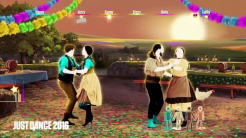 Just Dance 2016 - Irish Meadow Dance by O Callaghan s Orchestra - Official [US].mp4