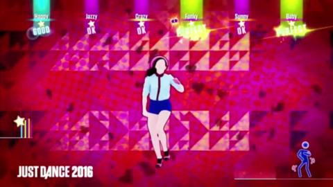Just Dance 2016 - Heartbeat Song by Kelly Clarkson - Official [US].mp4