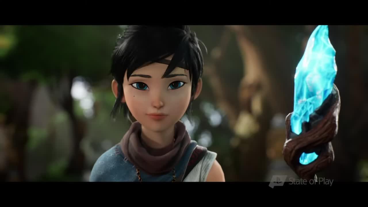 Kena : Bridge of Spirits - Un trailer PS5 haut en couleur