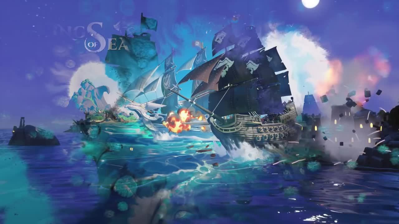 King of Seas : découvrez les joies de la piraterie dans une démo jouable