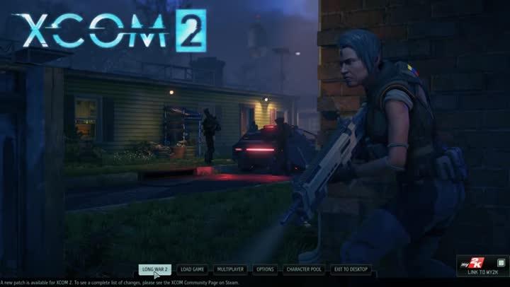 Bande-annonce Long War 2 apporte de nouvelles missions à XCOM 2