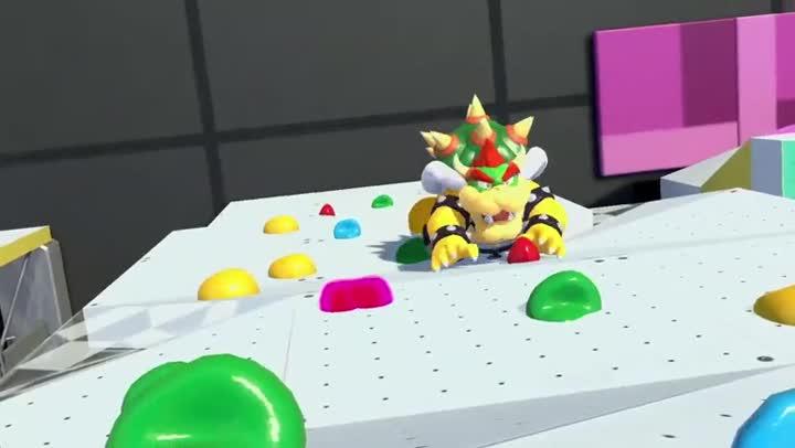 Bande Annonce Mario Et Sonic Aux Jeux Olympiques De Tokyo