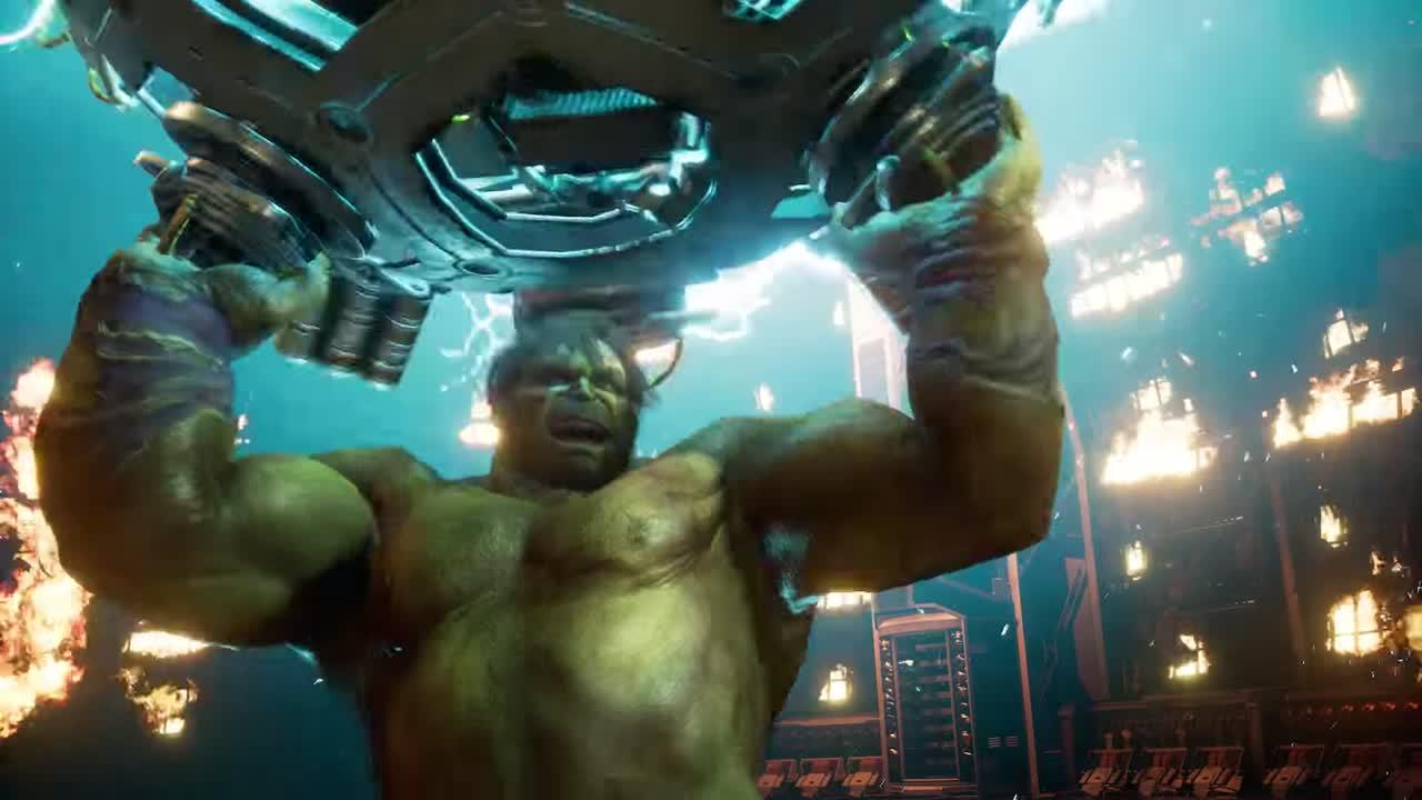 Marvel's Avengers - La version PS5 et Xbox Series se dévoile avant sa sortie