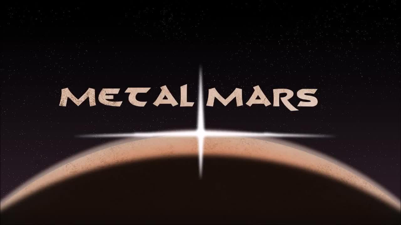 Bande-annonce Metal Mars : explorez la planète rouge en coopération